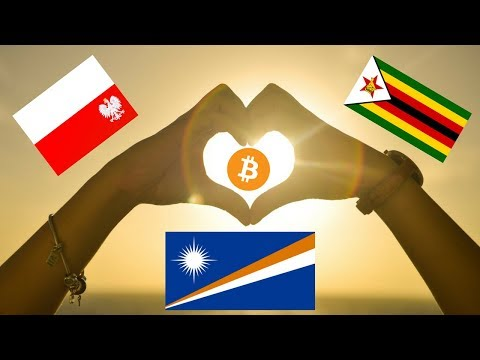 Bitcoin Victories in Zimbabwe, Poland, and The Marshall Islands - Crypto News