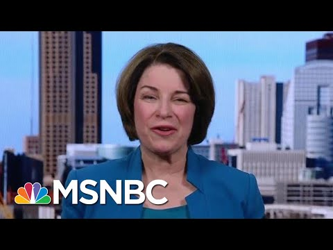 Amy Klobuchar: I Am Someone Who Gets Things Done | Morning Joe | MSNBC