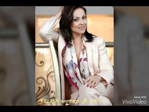 видео с женщинами казашками