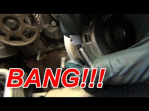 How to install VW 2 0L Timing Belt