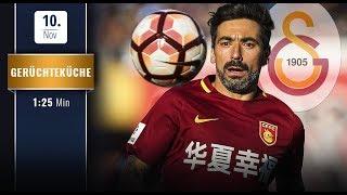Galatasaray will Ex PSG-Star Lavezzi im Winter verpflichten