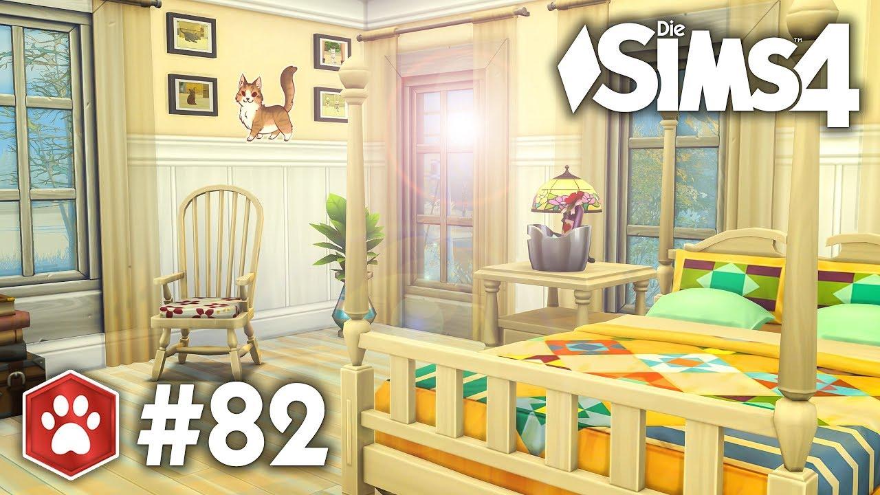 Umbau Zum Katzenfreudenhaus Let S Play Die Sims 4 Hunde Katzen