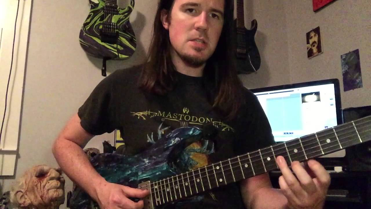 halloween theme song guitar lesson weekend wankshop 44 youtube - Halloween Theme Song Guitar