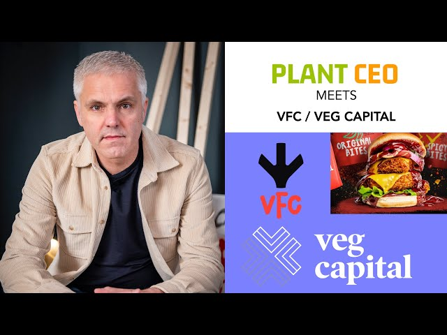 PLANT CEO #49 - VFC saving one chicken at a time