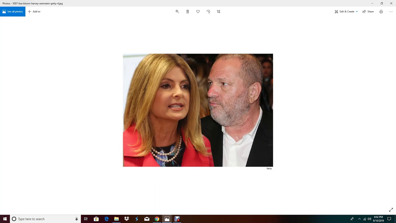 Lisa Bloom Defending Weinstein (Took 2 Years )