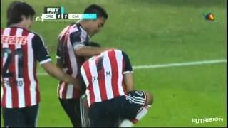 cruz azul vs chivas guadalajara 3 1 jornada 5 apertura 2013 liga bancomer mx goles