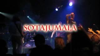 Sotajumala - Kidutus (28.8.2009 Dantes Highlight, Helsinki, Finland)