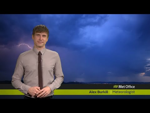 Sunday Evening Forecast 09/02/20