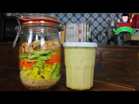 [recette]---salade-en-jarre-//-salade-en-bocal---idée-repas-à-emporter-(jar-salad)