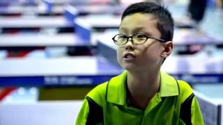 [Jornal Nacional] - Inovadora técnica faz a China a melhor no tênis de mesa