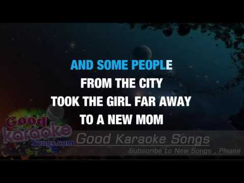 Little Girl (With Blue Eyes) - Pulp ( Karaoke Lyrics )