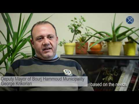 Promoting waste recycling in Lebanon