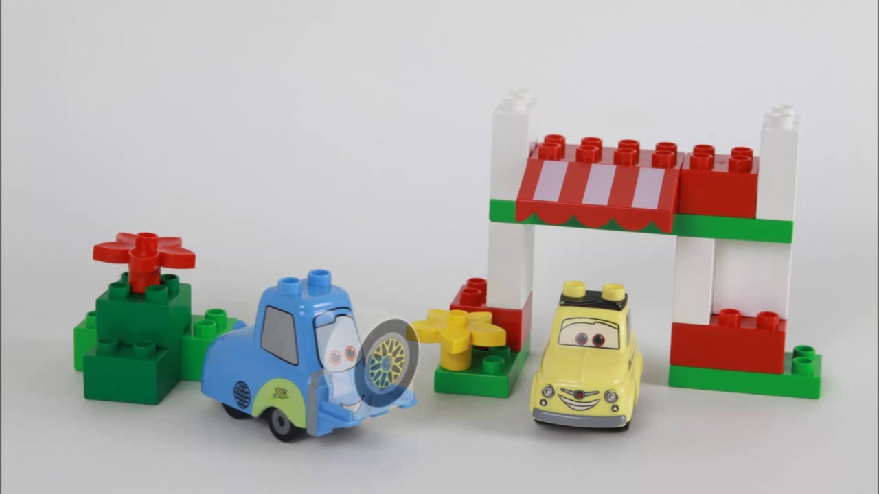 Lego Duplo Luigis Italian Place 5818 Youtube
