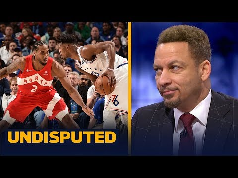 'I'm going to trust in Kawhi' to lead Raptors in Game 7 over 76ers — Broussard | NBA | UNDISPUTED