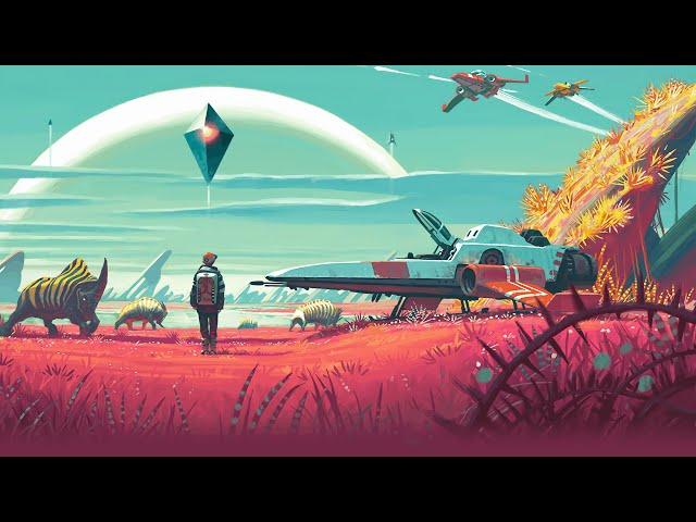 No Man's Sky -  Histoire et univers du jeu