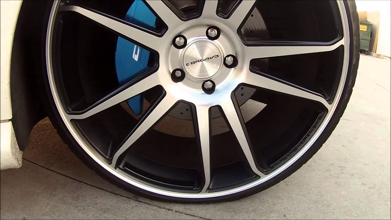 Mercedes Caliper Covers Deep Blue Cnc Machined Cs Edition