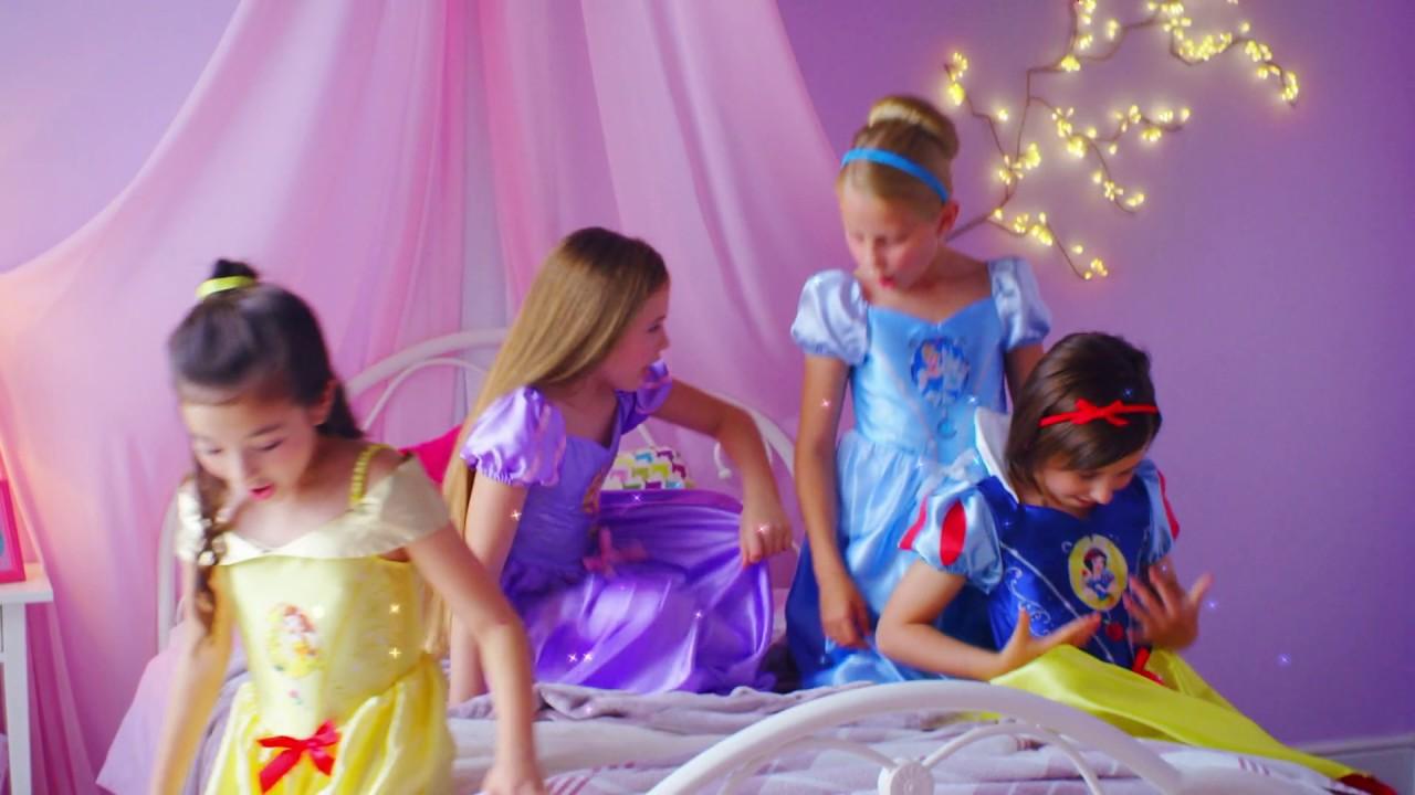 first rate fce53 2d7b8 Costumi Carnevale Principesse Disney Rubie's