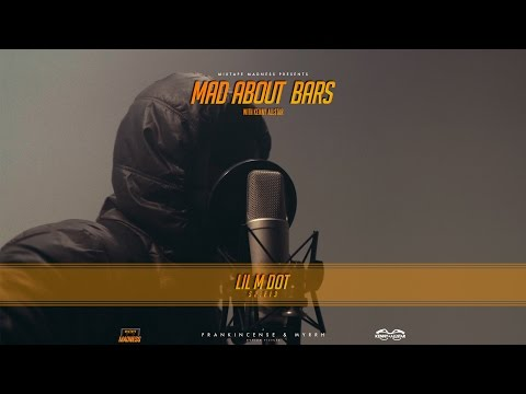 Lil MDot - Mad About Bars w/ Kenny [S2.E13] | @MixtapeMadness (4K)