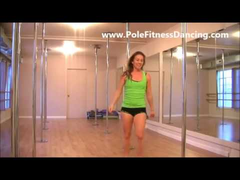 Home Pole Dancing Lessons Basic Pole Moves For Beginners Series