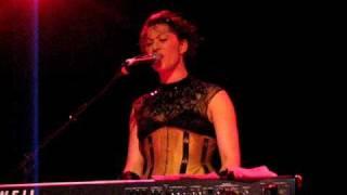 Amanda Palmer - Another Year - Higher Ground, Burlington, 11/11