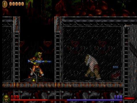 Alien Rampage (1996) Dos Games  