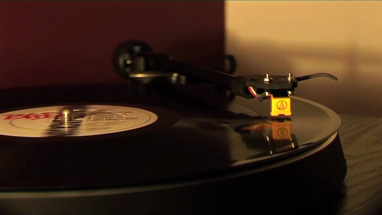 Acoustic Research ar eb101 turntable