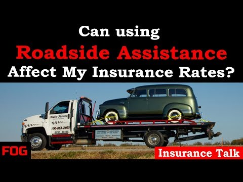 Can Using Roadside Assistance Affect My Insurance Rates?
