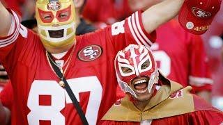 49ers Fans BEAT UP Vikings Fan | What's Trending Now
