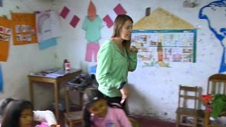HOOP Peru- Koala Class Learning English