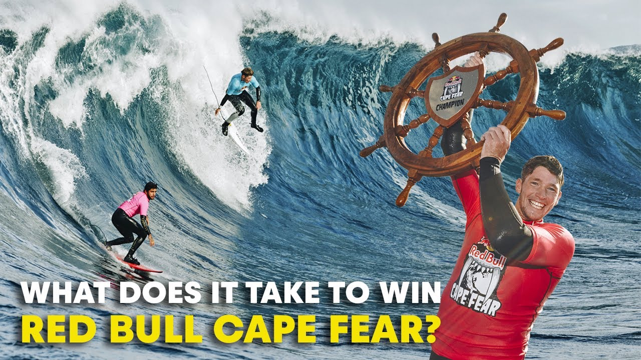 Official! 2021 Red Bull Cape Fear Is Returning To Shipstern Bluff!