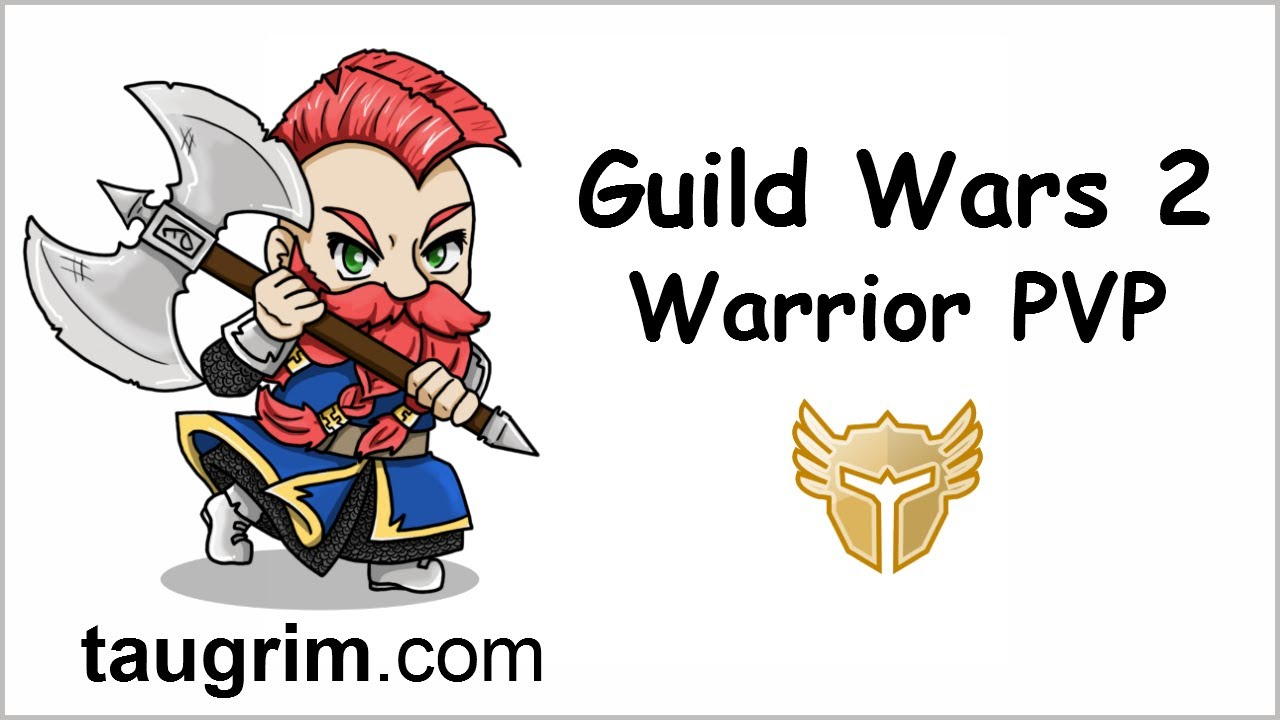 """Guide to Guild Wars 2 Warrior """"Run and Gun"""" Build"""