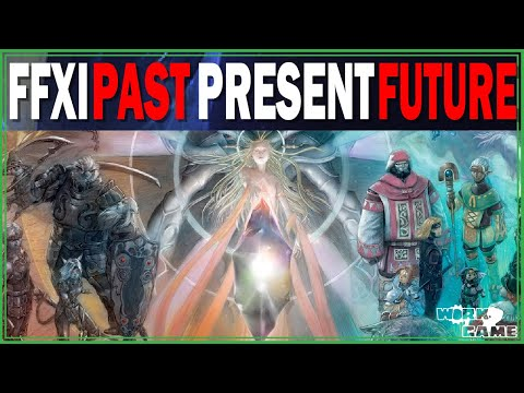 FFXI Past, Present, And Future. Console Support, Remake With @Huntin 4 Games