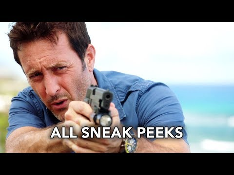 "Hawaii Five-0 10x01 All Sneak Peeks ""Ua ʻeha Ka ʻili I Ka Maka O Ka Ihe"" (HD)"