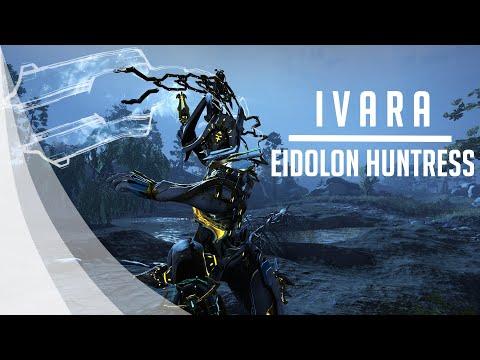 Warframe: Ivara dps: A build and guide using Ivara in eidolon hunts (2019)
