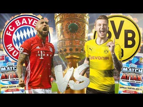 DFB POKAL FINALE FC Bayern München vs Borussia Dortmund Orakel
