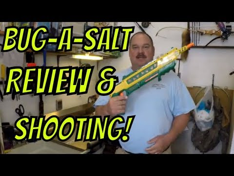 Bug A Salt Gun Review And Test (2018)