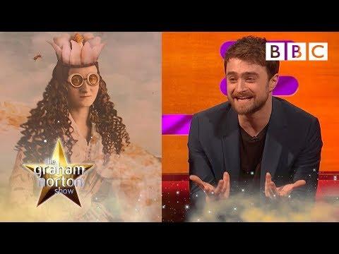 The Daniel Radcliffe Time Traveller saga continues! | The Graham Norton Show - BBC