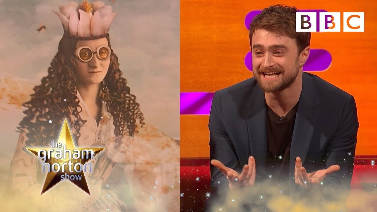 The Daniel Radcliffe Time Traveller saga continues! | The Graham Norton Show - BBC