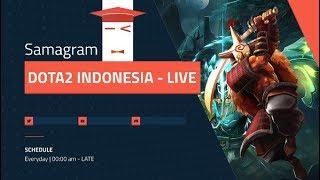 🔴 LIVE - Welcome Sams! PUSH ANCIENT DALAM 1 MALAM!! DOTA 2 INDONESIA