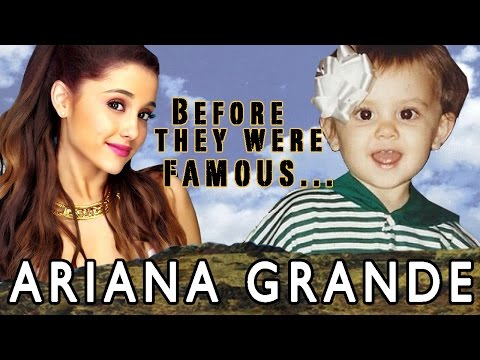 Ariana Grande - Before They Were Famous