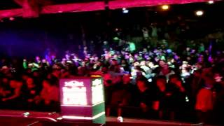 DJ SoulSista @ OPPIKOPPI 2012 RedBull LIVE Stage