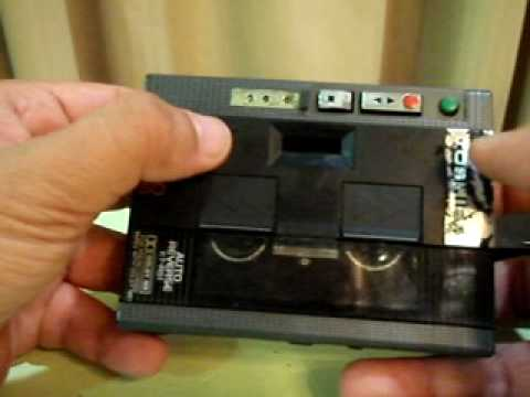how to work a cassette player