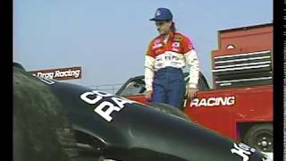 1990 Jeff Gordon IRP Super Vee Test