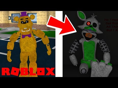 NEW Animatronic And Finding Secret Room! Roblox Fredbear and Friends Family  Restaurant