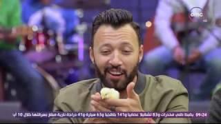 موقف طريف بين حنان ترك ومحمد نور بسبب