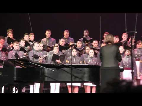 West Point Glee Club - April 2012 Concert (Edited to 15 minutes)
