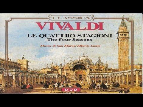 Antonio Vivaldi  Le quattro stagioni  The Four Seasons  Classical Music