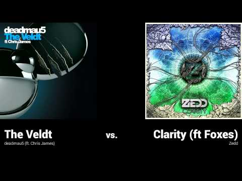 Zedd vs. Deadmau5 - Clarity (ft. Foxes) (The Veldt Mashup)