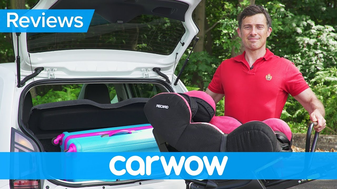 Volkswagen Up 2018 Practicality Review Mat Watson Reviews Youtube