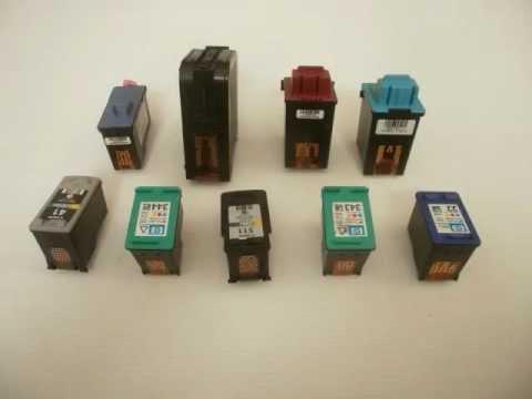 Tutorial: Come recuperare stampante con cartucce e test ...